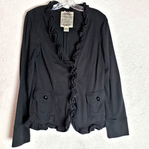 Nick & Mo Open Front Cardigan - S